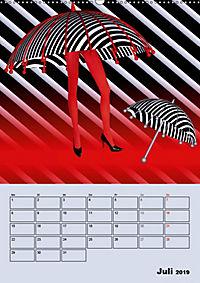 OpArt und mehr (Wandkalender 2019 DIN A2 hoch) - Produktdetailbild 7