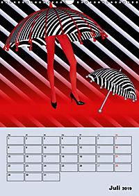 OpArt und mehr (Wandkalender 2019 DIN A3 hoch) - Produktdetailbild 7
