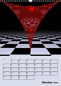 OpArt und mehr (Wandkalender 2019 DIN A3 hoch) - Produktdetailbild 10