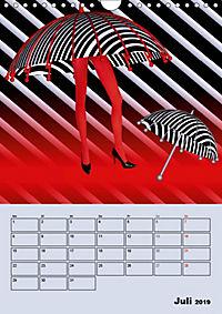 OpArt und mehr (Wandkalender 2019 DIN A4 hoch) - Produktdetailbild 7