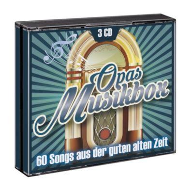 Opas Musikbox - 60 Lieder aus der guten alten Zeit