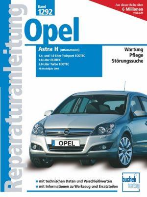 Opel Astra H, Ottomotoren (ab 2004), Friedrich Schröder, Sven Schröder
