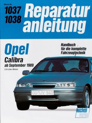 Opel Calibra (ab Sept. 89)