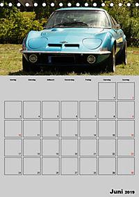 Opel GT Terminplaner (Tischkalender 2019 DIN A5 hoch) - Produktdetailbild 6
