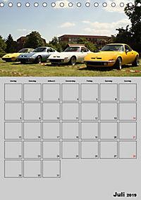 Opel GT Terminplaner (Tischkalender 2019 DIN A5 hoch) - Produktdetailbild 7