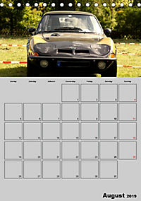 Opel GT Terminplaner (Tischkalender 2019 DIN A5 hoch) - Produktdetailbild 8