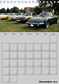 Opel GT Terminplaner (Tischkalender 2019 DIN A5 hoch) - Produktdetailbild 12