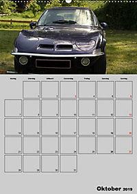 Opel GT Terminplaner (Wandkalender 2019 DIN A2 hoch) - Produktdetailbild 10