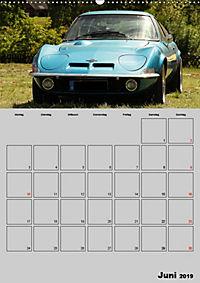 Opel GT Terminplaner (Wandkalender 2019 DIN A2 hoch) - Produktdetailbild 6