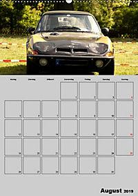 Opel GT Terminplaner (Wandkalender 2019 DIN A2 hoch) - Produktdetailbild 8
