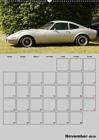 Opel GT Terminplaner (Wandkalender 2019 DIN A2 hoch) - Produktdetailbild 11