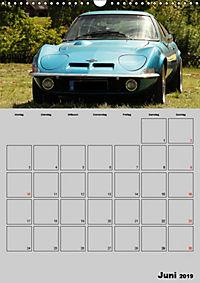 Opel GT Terminplaner (Wandkalender 2019 DIN A3 hoch) - Produktdetailbild 6