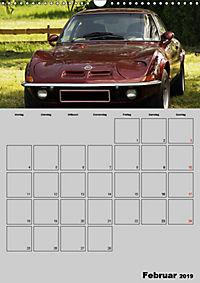 Opel GT Terminplaner (Wandkalender 2019 DIN A3 hoch) - Produktdetailbild 2