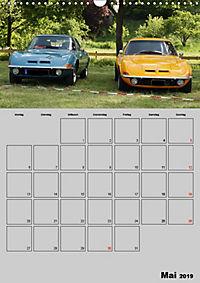 Opel GT Terminplaner (Wandkalender 2019 DIN A3 hoch) - Produktdetailbild 5