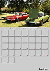 Opel GT Terminplaner (Wandkalender 2019 DIN A3 hoch) - Produktdetailbild 4