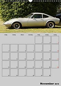 Opel GT Terminplaner (Wandkalender 2019 DIN A3 hoch) - Produktdetailbild 11