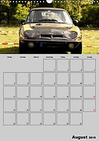 Opel GT Terminplaner (Wandkalender 2019 DIN A3 hoch) - Produktdetailbild 8