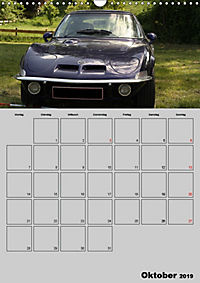 Opel GT Terminplaner (Wandkalender 2019 DIN A3 hoch) - Produktdetailbild 10