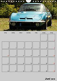 Opel GT Terminplaner (Wandkalender 2019 DIN A4 hoch) - Produktdetailbild 6