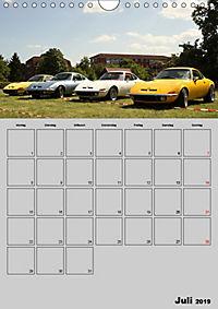 Opel GT Terminplaner (Wandkalender 2019 DIN A4 hoch) - Produktdetailbild 7