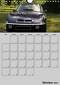 Opel GT Terminplaner (Wandkalender 2019 DIN A4 hoch) - Produktdetailbild 10