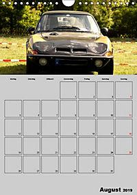 Opel GT Terminplaner (Wandkalender 2019 DIN A4 hoch) - Produktdetailbild 8