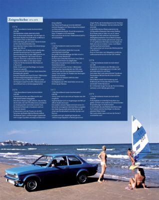 Wandtattoo Opel Kadett C Coupe Sport