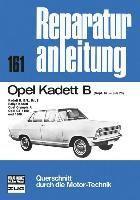 Opel Kadett B 09/1967 bis 07/1973
