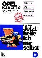 Opel Kadett C (mit Typ GT/E 73-79), Dieter Korp