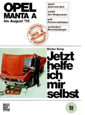 Opel Manta A ab 8/1975, Dieter Korp