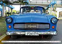 Opel Nostalgia (Wall Calendar 2019 DIN A3 Landscape) - Produktdetailbild 9