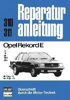 Opel Rekord E, 17/19/20/20S/20E  08/77-09/82