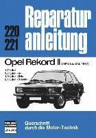 Opel Rekord II - 1972-1977