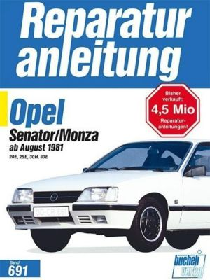 Opel Senator/Monza ab August 1981