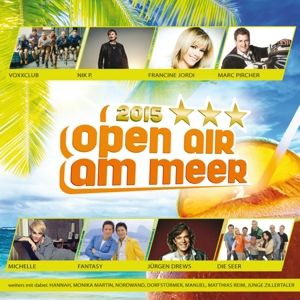 Open Air Am Meer 2015, Diverse Interpreten