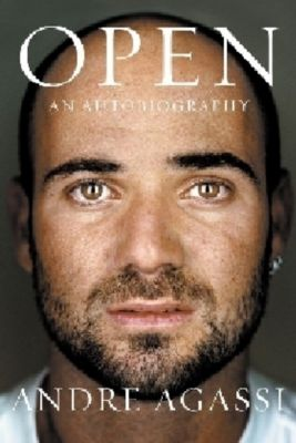 Open, English edition, Andre Agassi