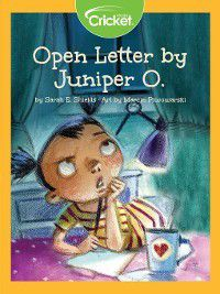 Open Letter by Juniper O., Sarah E. Shields