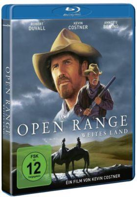 Open Range - Weites Land, Craig Storper, Lauran Paine