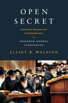 Open Secret, Elliot R. Wolfson