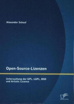 Open-Source-Lizenzen, Alexander Schaaf
