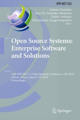 Open Source Systems: Enterprise Software and Solutions
