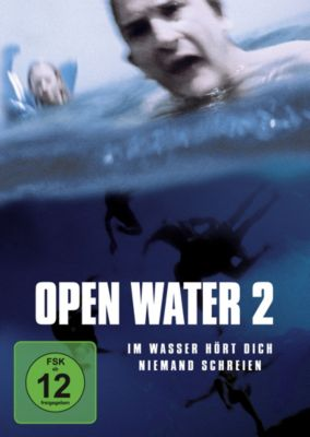 Open Water 2, Adam Kreutner, Collin McMahon, David Mitchell, Richard Speight Jr.