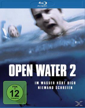 Open Water 2, Adam Kreutner, Collin McMahon, David Mitchell, Richard Speight Jr.