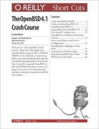 OpenBSD 4.0 Crash Course, Jem Matzan