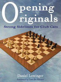 Opening Originals, Daniel Lowinger
