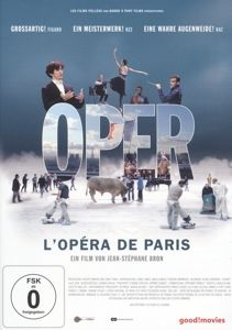 Oper. L' opéra de Paris, Dokumentation