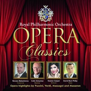 Opera Classics, Schachat, Gaspar, Butt Philip, Balsadonna, Rpo