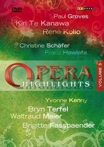 Opera Highlights Vol.3, Diverse Interpreten