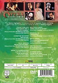 Opera Highlights Vol.3 - Produktdetailbild 1