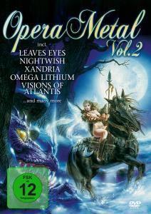 Opera Metal Vol.2, Diverse Interpreten